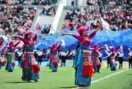 民族传统射箭运动在青藏高原活力传承