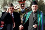 查希尔:阿富汗最后一位君主的悲喜人生