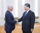 Xi: Promise to open up more is firm