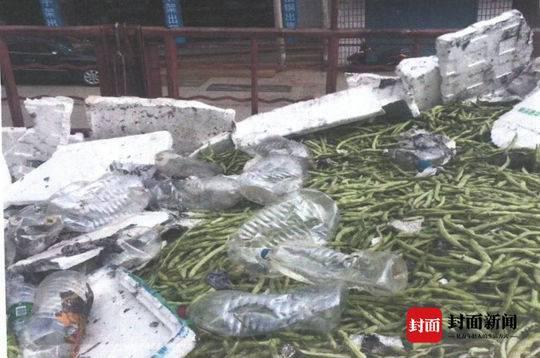 幸运飞艇冠亚包赢钱:货车雅西高速路上自燃 一车价值16万元的蔬菜被烧精光