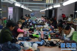 河南省101.1万农村贫困劳动力实现转移就业