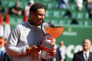 纳达尔夺蒙特卡洛网球大师赛第11冠