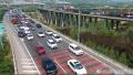 出行提示!高速部分路段路况不佳 请提前规划出行线路