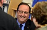 享受自由新生活 法国前总统奥朗德退任后仍活跃