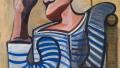 毕加索的《水手》领衔纽约印象派及现代艺术晚拍