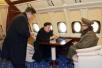 6月12日,这架飞机将载着金正恩抵达新加坡:可不经停加油直飞