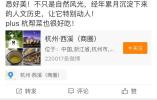 这些路名让外地游客大为惊艳!杭州人太浪漫了