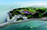 青岛小麦岛变身生态绿岛 成为市民休闲健身好去处