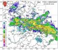 六合区升级暴雨红色预警信号!强降水将持续