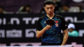 """中国乒乓球公开赛:许昕、平野单打""""一轮游"""""""