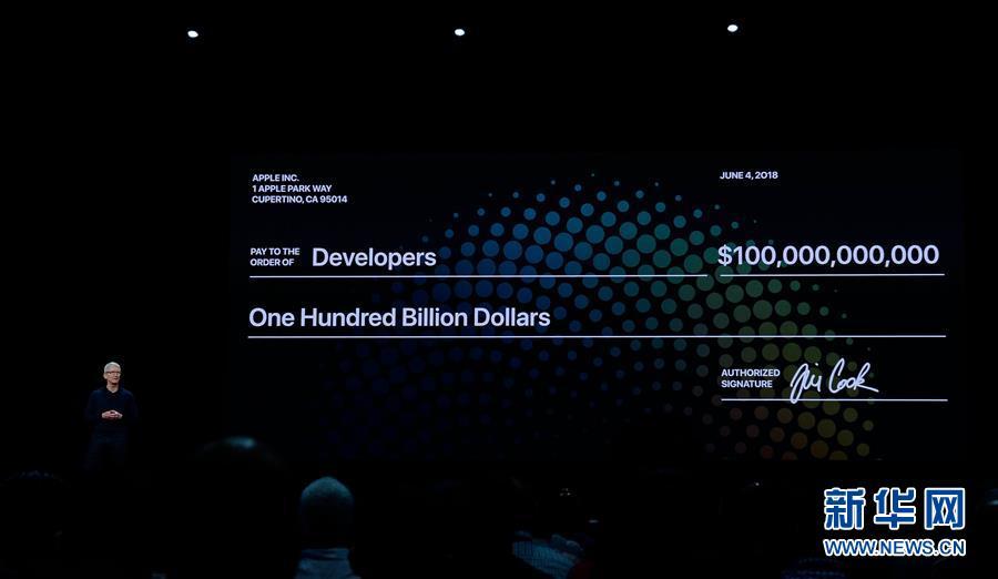 (国际)(5)苹果公司举行2018全球开发者大会