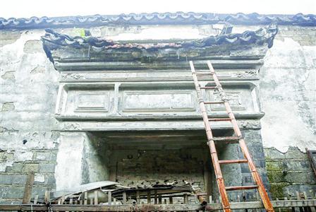 浦东传统民居建筑特色 有较高历史艺术科学价值