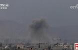 以美国为首的联军对叙政府军阵地发起打击 多人死伤