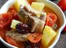 番茄土豆排骨汤 专治天热没胃口