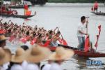 端午小长假 保定野三坡接待游客17.35万人次