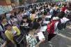 """济南中考志愿填报咨询会人气火爆 7万余名家长和考生""""问志愿"""""""