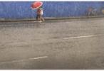 陕西大范围降水持续 7条河流出现洪峰9次