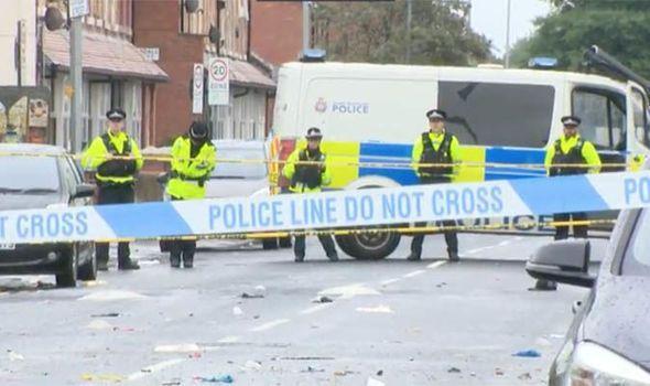 英国 曼彻斯特发生枪击 10人受伤
