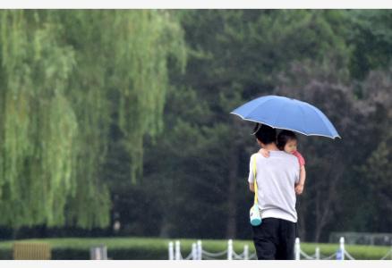 高温、台风本周和咱们无关 江苏凉快了就是阵雨有点多