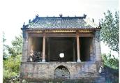 走近洛阳阎凹玄帝庙舞楼 多个构件保存完整