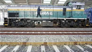 韩朝正式启动铁路联合考察工作