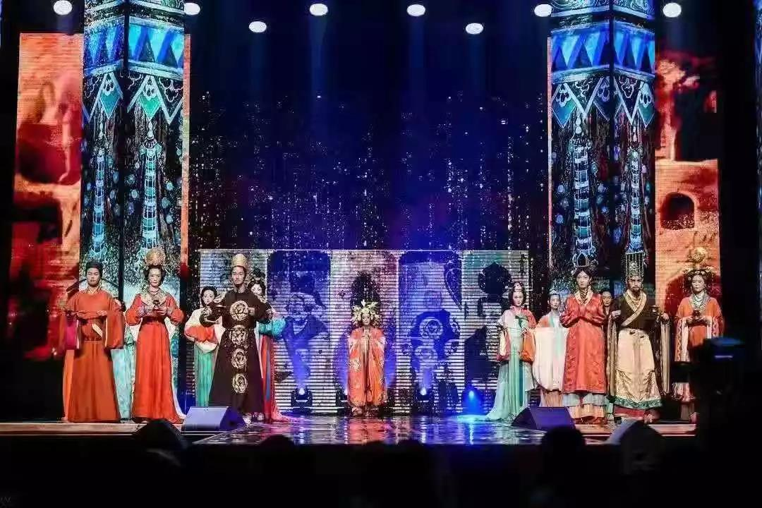 甘肃省文化旅游项目推介暨文化产品和特色商品展览展示活动在香港