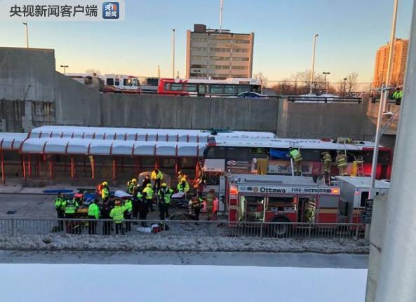 加拿大首都發生嚴重車禍 至少3人死亡23人受傷