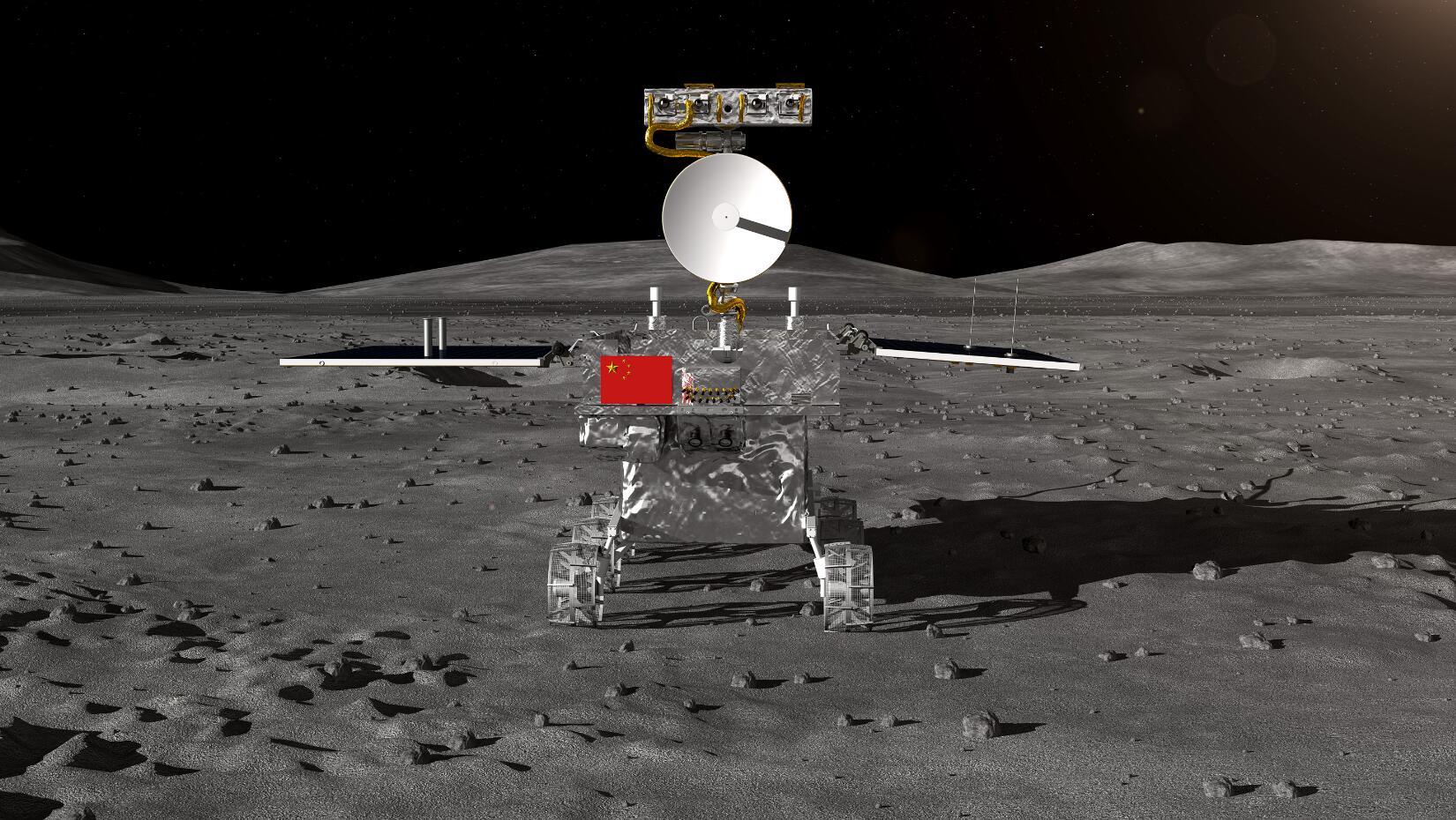 嫦娥四号 我国突破多项深空探测关键技术