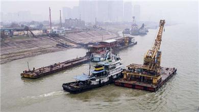 长江大保护 武汉启动两江码头拆除专项行动
