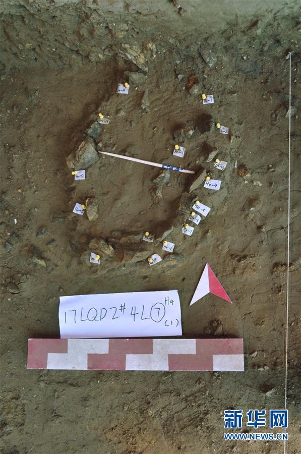 (图文互动)(3)河南栾川发现3万至4万年前古人类用火遗迹