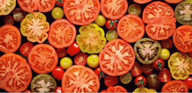 小知识:番茄颜色不同营养各异,这8种人要少吃
