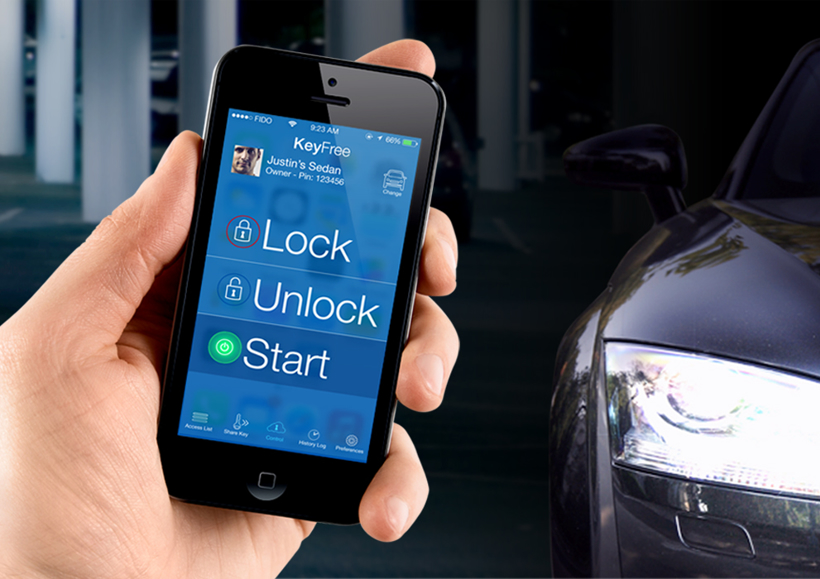 数字车钥匙安全问题何解?